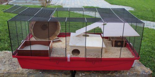 Gitterkäfig für Hamster