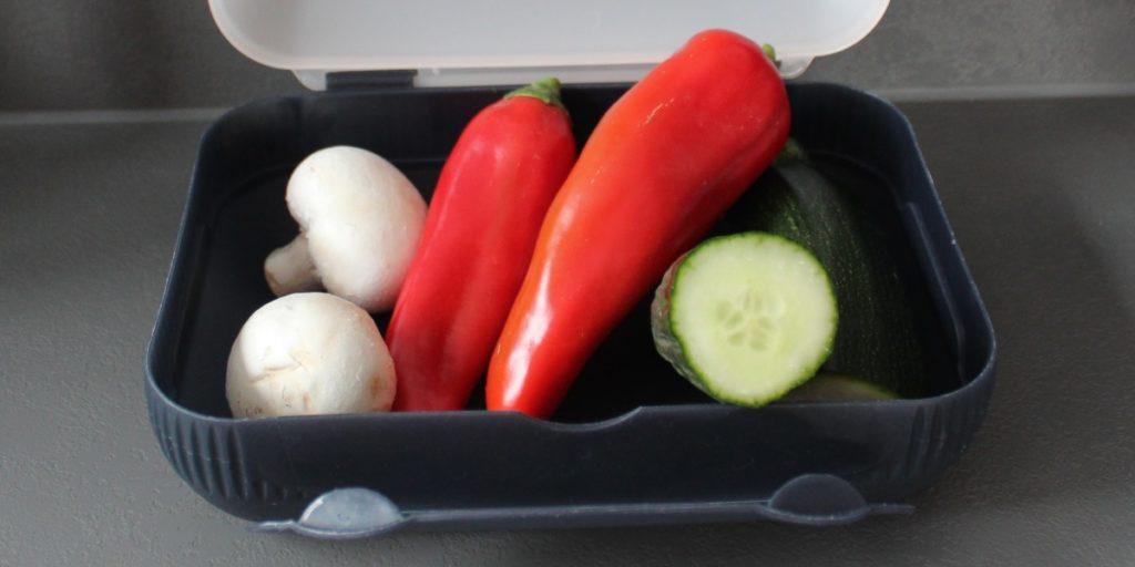 Gemüse im Kühlschrank lagern